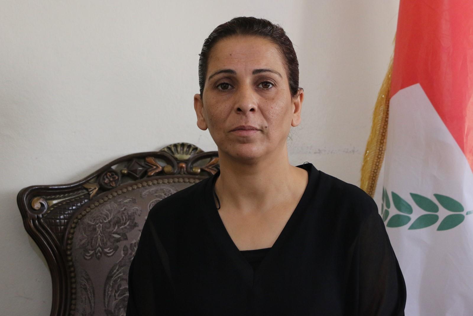 """Айша Хасо: «Курды должны поддержать кампанию """"Ассоциации Обществ Курдистана""""»"""