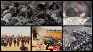Османы и их внуки – Турки… Массовые убийства мусульман и христиан - 7