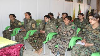 Женщины в рядах QSD играют ведущую роль в борьбе с терроризмом-3