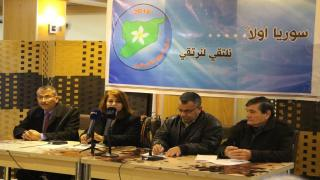 «Внутрисирийский диалог спасет Сирию от тисков войны»