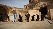 Организована акция по расчистке территории исторической крепости