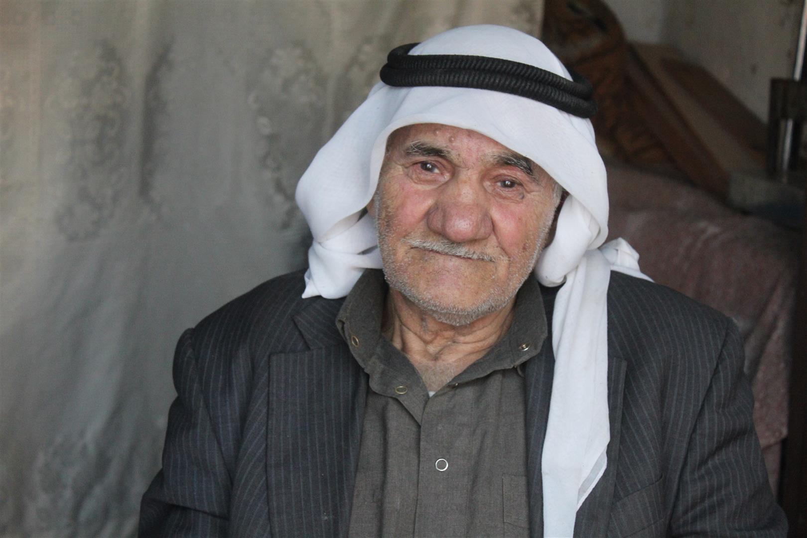 Dêrik'in bir köyünde 84 yaşındaki usta tamirci