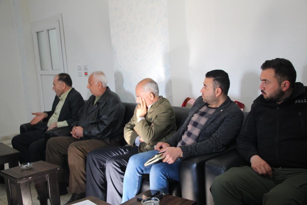 Minbic'de 10 kişi serbest bırakıldı