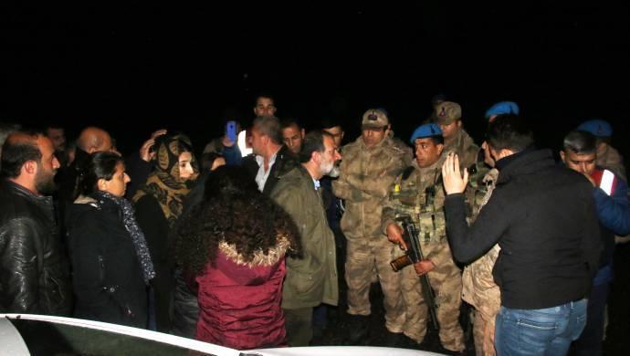 Medya Çınar, asker ablukasında toprağa verildi
