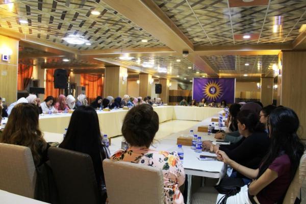 Kadın Meclisi yol haritası hazırlıyor