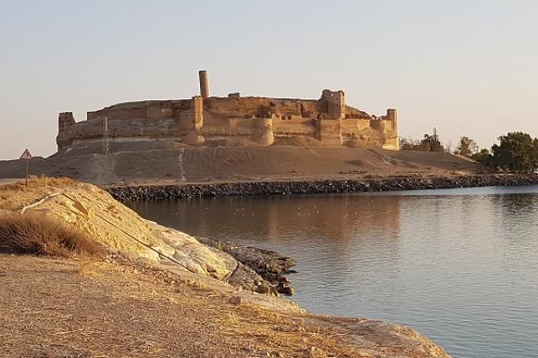Tarihi Caber Kalesi yıkılma tehlikesiyle karşı karşıya