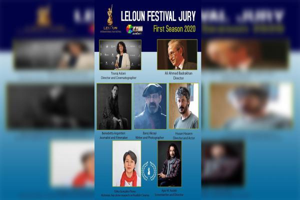 Lêlûn Film Festivali'nin jürisindeki 7 isim