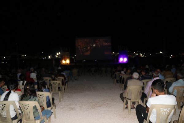Lêlûn Festivali'nde 58 filmin gösterimi yapıldı