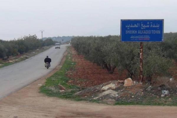 İşgal altındaki Efrîn'de yaşlı bir kadın kaçırıldı