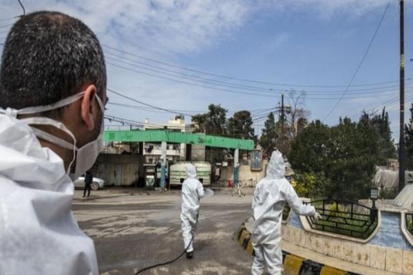 Şam bölgelerinde 83 Covid-19 vakası, 8 ölüm