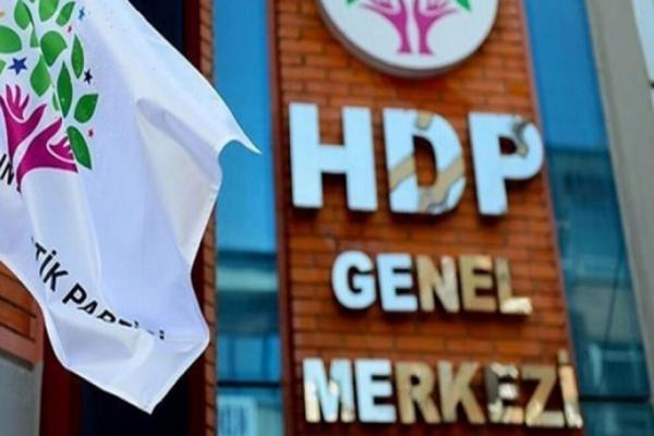 HDP'den siyasi operasyonlara ilişkin açıklama