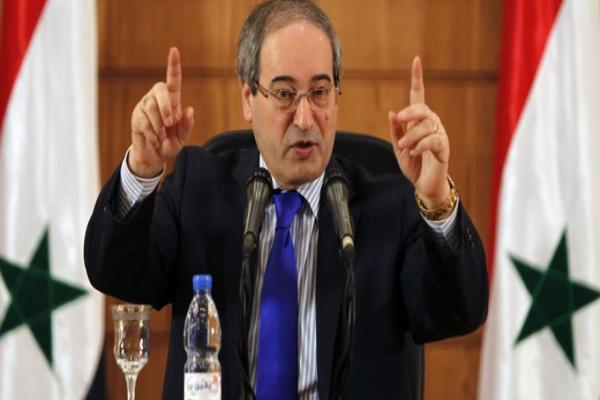 AB, Suriye Dışişleri Bakanı Mikdad'ı yaptırım listesine ekledi