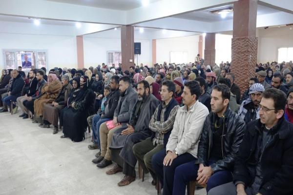 'Efrîn çete yuvası haline getirildi'