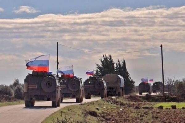 Rusya'nın Şehba'da çekildiği noktalara İran yanlısı güçlerin yerleştiği iddiası