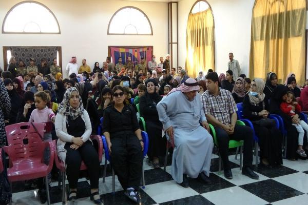 Tebqa'da 66 şehit için anma