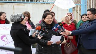 Suriye Kadın Meclisi'nden mülteciler için çağrı