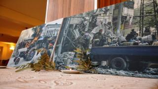Fotoğraf sergisinde Türk devletinin savaş suçları